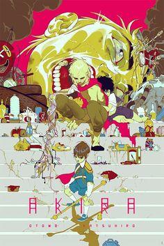 'Akira' by Tomer Hanuka