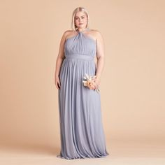 BIRDY GREY 🐥 (@birdygrey) • Instagram photos and videos Bridesmaid Dresses Plus Size, Affordable Bridesmaid Dresses, Blue Wedding Dresses, Blue Bridesmaids, Formal Dresses, Dusty Blue, Party Fashion, Gowns, Mesh Fabric