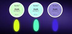 Pyłki Fluo Effect NeoNail świecące nocą