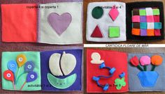 busy books Busy Book, Textiles, Kids Rugs, Books, Decor, Livros, Decorating, Decoration, Book