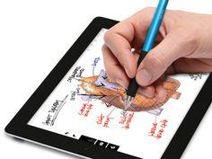 App JotStudio - schrijven op iPad (met de Adonit Jot Pro Stylus)