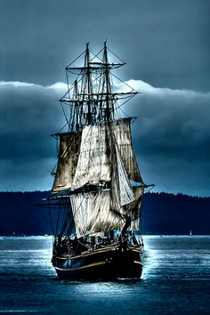 #TallShips #PirateShips - Tall Ships Parade - The HMS Bounty