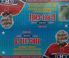 o pee chee hockey cards 2016-17