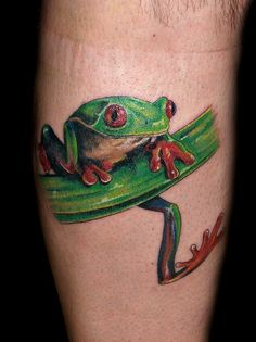 Size:756x707 - 195k: Tree Frog Tattoo When I look at this drawing of a horse
