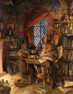 Jacques' Rest by ~ChrisDunn on deviantART