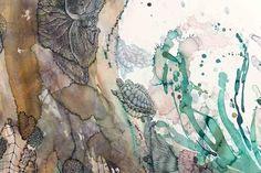 monika tichacek - Google Search Australian Artists, Inspiration, Watercolor, Artist, Watercolor Artist, Painting