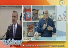 El Show Del Mediodía Presenta El Colmado De Abigail Y Las Noticias Importantes Del Momento