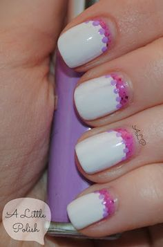 A Little Polish: The Nail Challenge Collaborative Presents - Pastels Week 3