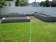 I have many cinderblocks that need to be used or to get rid of.  A raised garden is a great idea to reuse them.