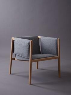 Saddle Chair by Angell Wyller Aarseth - awaa.no