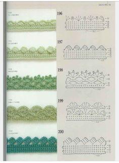 Knitting: Inspi crocheting
