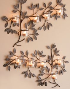 Nature and organic inspired designs are a wonderful way to bring the beauty of nature indoors!