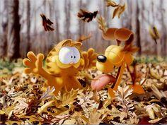 Garfield Autumn