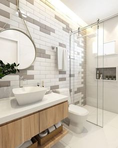 Interior Modern Bathroom has never been so Fresh! Since the beginning of the year many girls were looking for our Easy guide and it is finally got released. Now It Is Time To Take Action! See how... #interiors #homedecor #interiordesign #homedecortips Luxury Homes Interior, Modern Interior, Modern Decor, Ikea Interior, Bohemian Interior, Cheap Wall Decor, Cheap Home Decor, Home Decor Trends, Home Decor Inspiration
