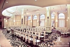 Georgian Terrace Hotel and other historic Atlanta wedding venues. Compare info and prices, view photos for Atlanta wedding reception locations. Atlanta Wedding Venues, Wedding Reception Locations, Reception Ideas, Wedding Ceremony, Hotel Wedding, Wedding Decor, Wedding Shit, Wedding Goals, Wedding Dreams