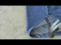 How to Hem Jeans Like a Pro