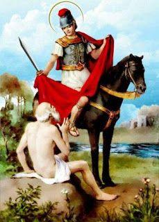 Магия Худу (Hoodoo): Святой Мартин Кабальеро. Saint Martin Caballero.