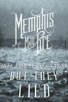 <333 ~Memphis May Fire