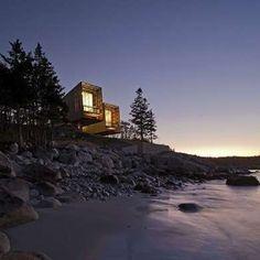 Cliffhanging Houses - Bob Vila