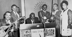 I love this photo of Funk Brothers from the Classic Motown website at http://classic.motown.com
