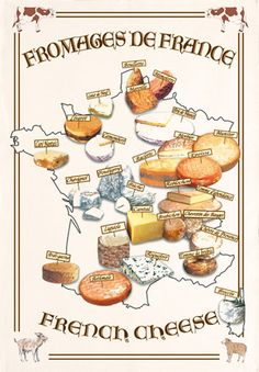 French Cheese Course: Selection and Etiquette Tips Pot Pourri, French Cheese, Savarin, Types Of Cheese, Cheese Trays, Cheese Lover, French Kitchen, Kitchen Dishes, Charcuterie Board