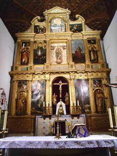Retablo Mayor. Christianity, Painting, Art, Fotografia, Kunst, Gcse Art, Christians, Sanat