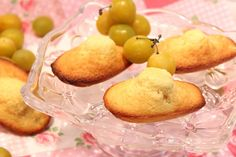 Madeleines aux mirabelles - Pour ceux qui aiment cuisiner !