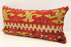Oblong kilim pillow cover 12x24 inch (30x60 cm) Anatolian... https://www.amazon.com/dp/B077WCTDF2/ref=cm_sw_r_pi_dp_x_bGfjAbQXF2BF0
