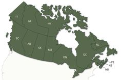 Access Canada Campgrounds, Canada Camping - need a place to camp? look here