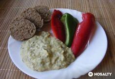 Tejfölös-majonézes cukkinikrém | NOSALTY Pesto, Grains, Rice, Eggs, Cookies, Breakfast, Desserts, Food, Crack Crackers