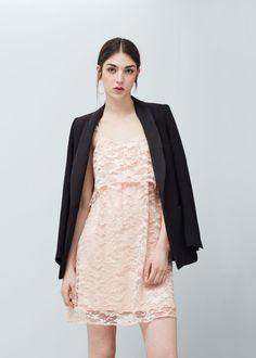 Blond strap dress - Dresses for Woman  27cf6fed3