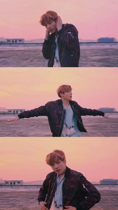 Jungkook in the Not Today mv