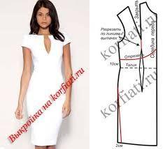 Resultado de imagem para moldes de roupas