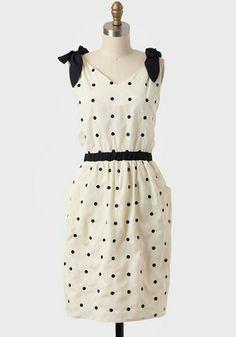 More polka dots!!
