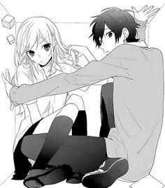 Horimiya! (loved this manga)