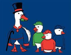 Life-like Duck Tales