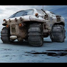 Image detail for -home 3d models vehicle sci fi tweet
