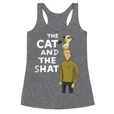 The Cat and The Shat Tee