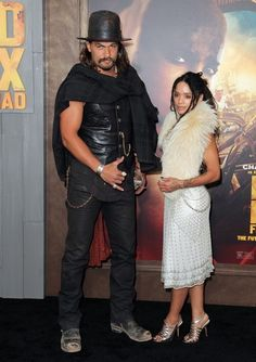 Lisa Bonet and Jason Momoa Photos Photos - Celebrities attend the Los Angeles premiere of 'Mad Max: Fury Road' at the TCL Chinese Theatre, Hollywood, California on May 7, 2015. - 'Mad Max: Fury Road' Premiere - Red Carpet