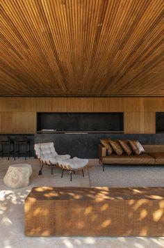 Kitchen Interior, Interior And Exterior, Interior Design, Rio Grande, Bamboo Ceiling, Domestic Appliances, Dinner Room, Australian Homes, Beautiful Architecture