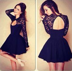Short Prom Dresses, Prom Dresses, Lace Prom Dress,