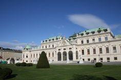 Fotografía: Europamundo  Ciudad: Viena Bratislava, Budapest, Louvre, Mansions, House Styles, Building, Travel, Salzburg, Dresden