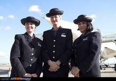 British Airways Concorde cabin crew