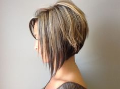 Trendy Bob Haircut!