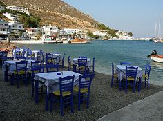 Oh my...i was staying where the little red boat is-i had the perfect view,sailing boats and little fishing boats.Pandeli village-Leros -One day i will return...