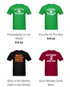 300ae3a2b19 Some new Philly designs up   www.