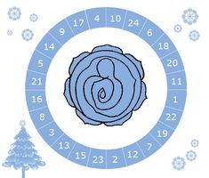 Winter Schnee, Symbols, Letters, Php, Snow Flakes, Xmas Trees, Advent Calenders, Weihnachten, Punch