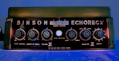 BINSON ECHOREC 2 T7E - for sale - superb example of a 60s disc echo