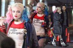 Margot Robbie as Harley Quinn (First Look)
