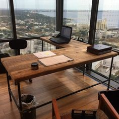 Remarkable Rustic Home Office Furniture Ideas